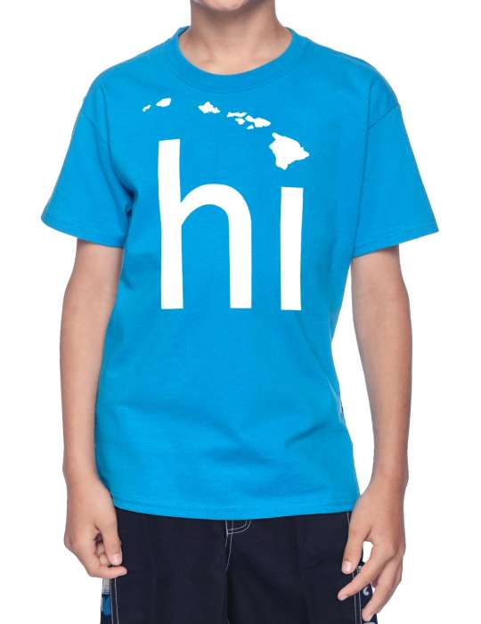 1ad07ab7 Kids T-Shirt Hawaii Islands: Shaka Time Hawaii Clothing Store