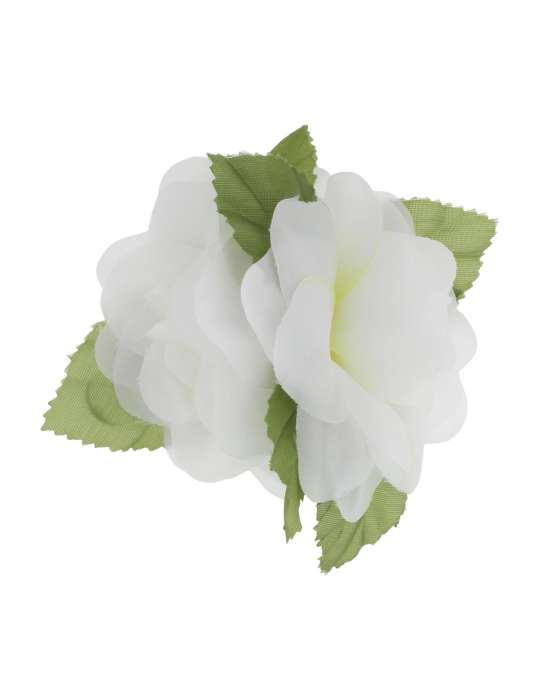 2 hawaiian white gardenia flower silk hair clip shaka time hawaii 2 hawaiian white gardenia flower silk hair clip mightylinksfo