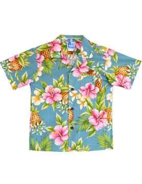 Boys Hawaiian Shirt & Kids Hawaii Shirts - Shaka Time Hawaii