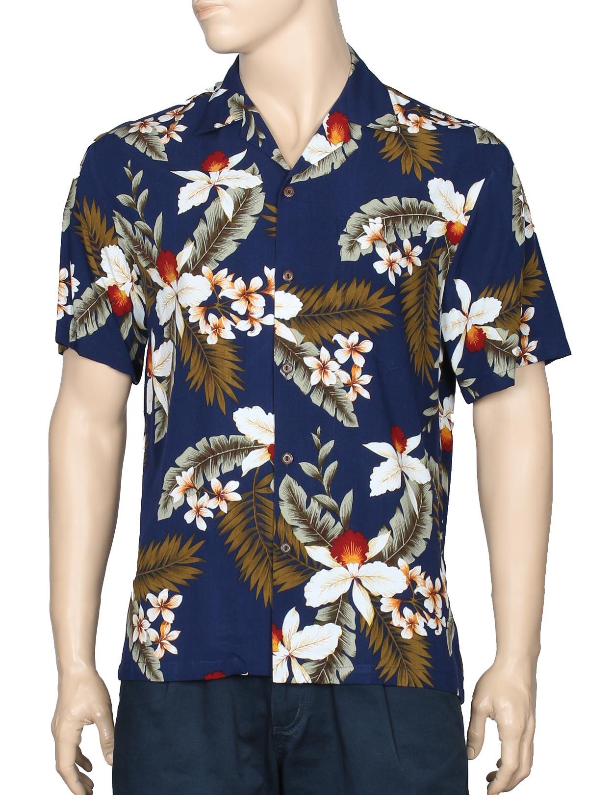 64fbfa74fa226 Hanapepe Rayon Hawaii Cocktail Shirt  Shaka Time Hawaii Clothing Store