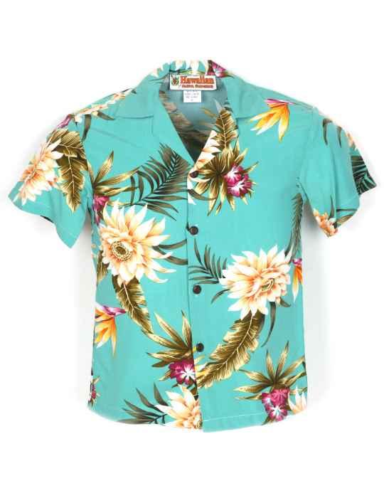 95b5e951 Boy's Rayon Aloha Shirt Island Ceres: Shaka Time Hawaii Clothing Store
