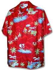 8d85e752 Christmas Aloha Shirts - Shaka Time Hawaii Clothing Store