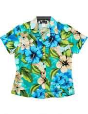 56e493d9 Womens Hawaiian Shirts - Tops and Blouses - Shaka Time Hawaii