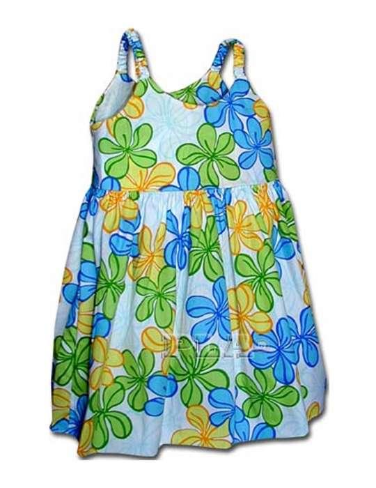 Lala Aloha Girl Sundress Vintage Design