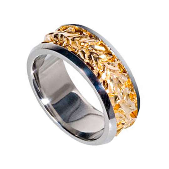 royal aloha lei wedding ring - Hawaiian Wedding Rings