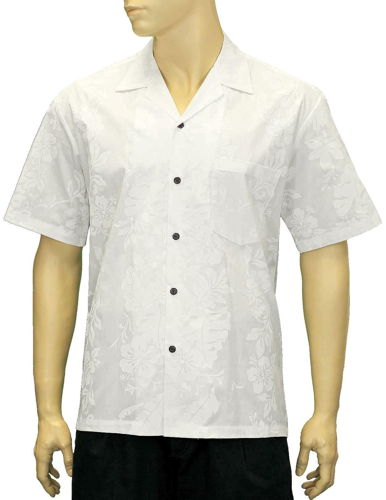 white wedding hawaii men 39 s shirt honolulu shaka time
