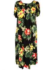 Plus Size Hawaiian Dresses: Shaka Time Hawaii Clothing Store