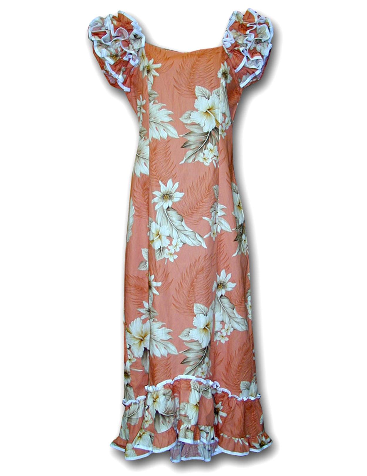 7c3774aab5f Sleeve Dresses - Shaka Time Hawaii Clothing Store