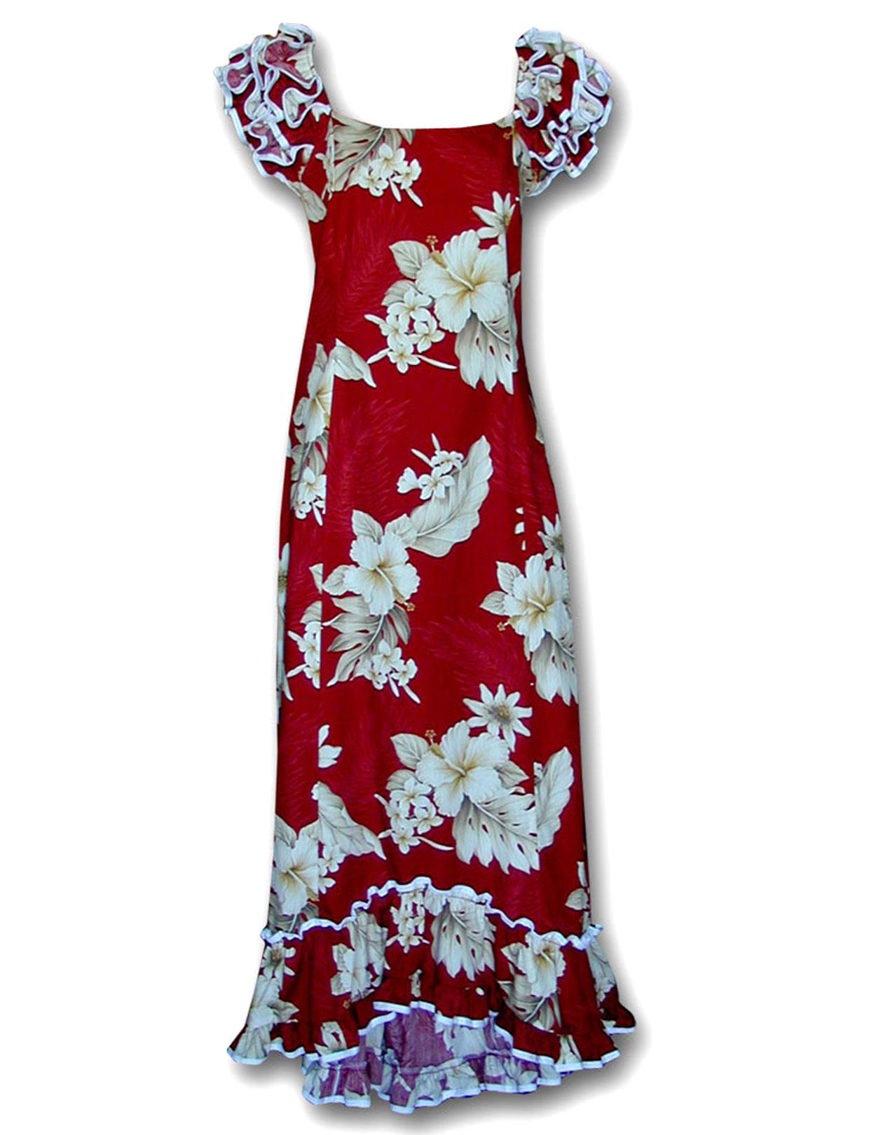 Muumuu - Muumuu Dresses - Shaka Time Hawaii