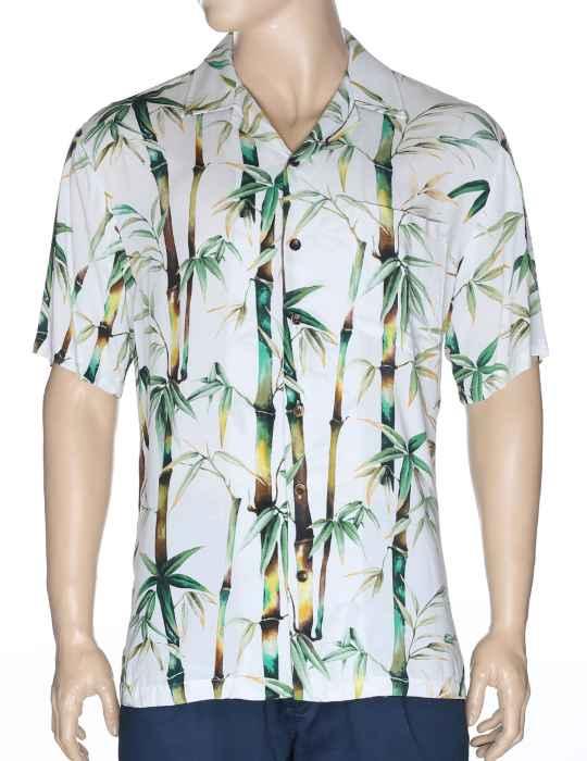 9066715d4d Bamboo Maze Hawaiian Shirt