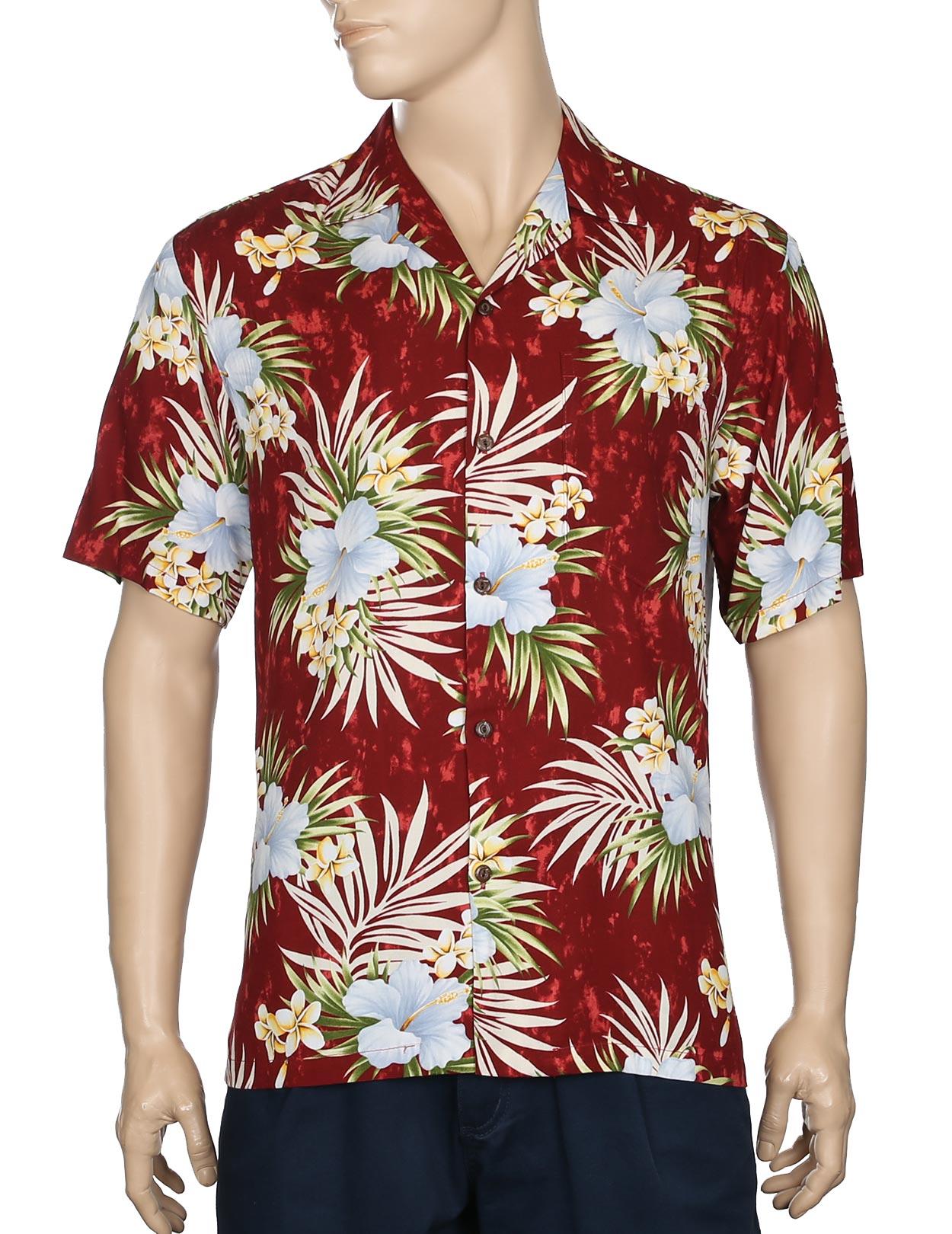 f9003265 Weilana Rayon Hawaiian Shirt: Shaka Time Hawaii Clothing Store