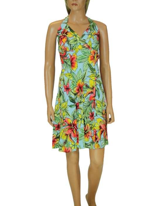 Short Halter Dresses