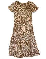 Tea Length Island Dresses