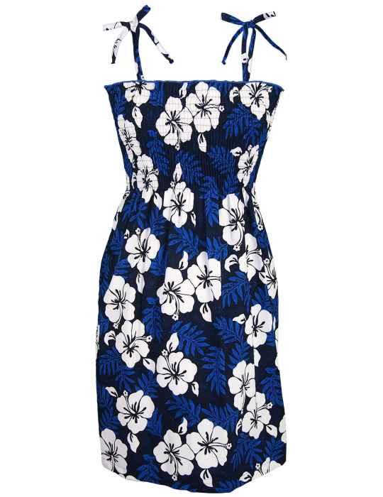 78695af48dc2 Short Hawaiian Dress Smock Top Kula Aloha: Shaka Time Hawaii Clothing Store