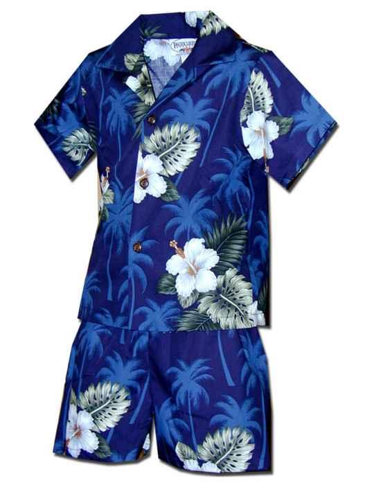 39b0098dc Toddler Boys Clothes Set Island Ka Pua: Shaka Time Hawaii Clothing Store