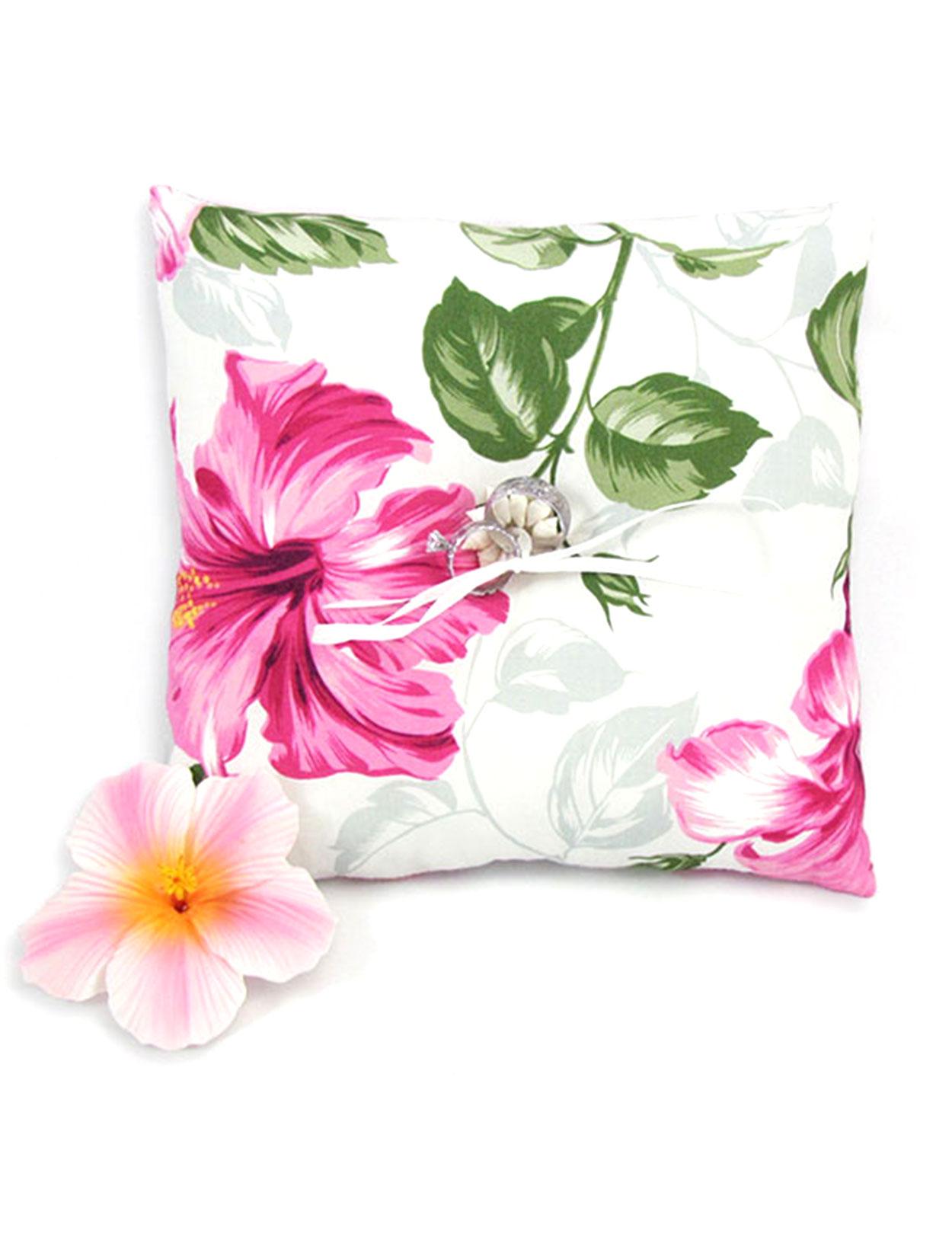 Pi\'la Hooka\'ni Ring Bearers Pillow: Shaka Time Hawaii Clothing Store