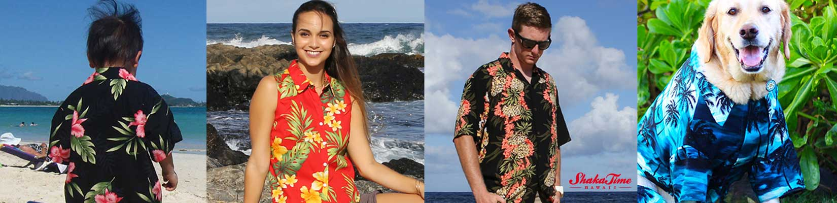 Best Aloha Shirts and Blouses