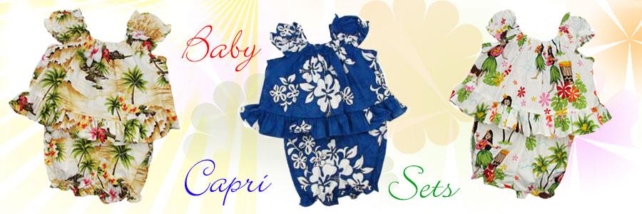 Baby Capri Sets