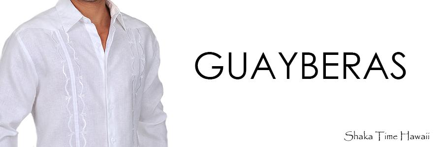 Guayabera Shirts title=