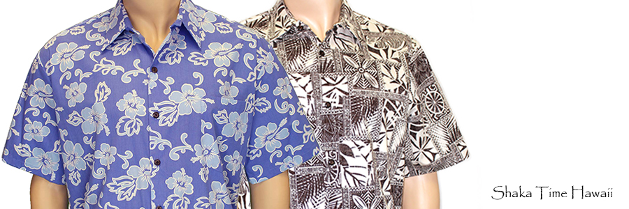 Free shipping on all Men's Dress Shirts and Button Up Shirts from Hawaii. 2 - 3 days shipping to the mainland.