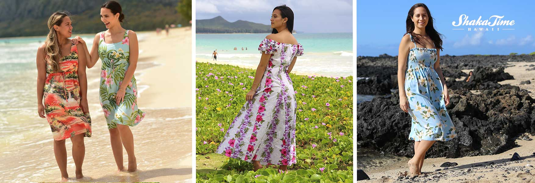 Authentic Hawaiian Dresses