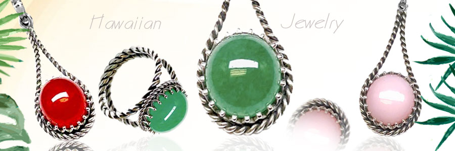Hawaiian Jewelry | Rings | Pendants | Silver Jewelry
