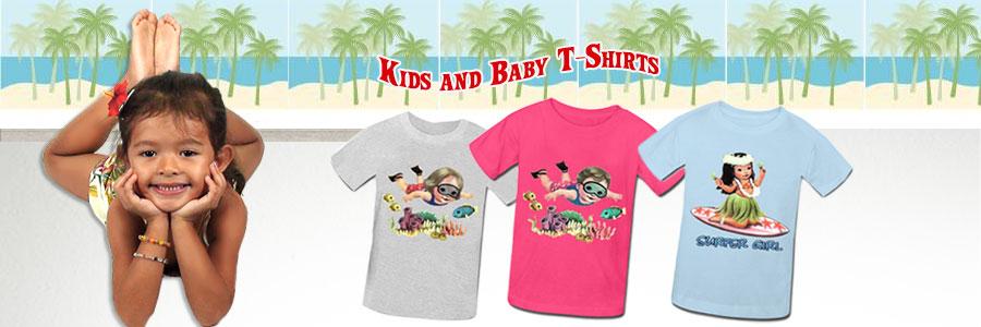 Kid′s T-Shirts