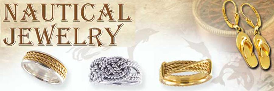 Sailing Nautical Hawaiian Jewelry