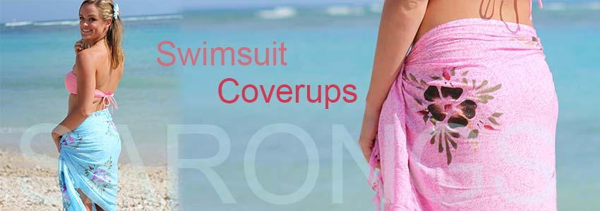 Cover Ups - Hawaiian Sarongs
