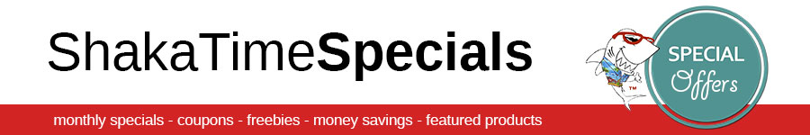 Special Offers - Bargains and Sales