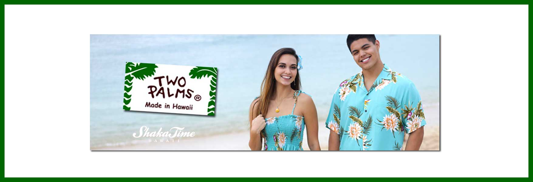 Two Palms Hawaiian Clothes Brand