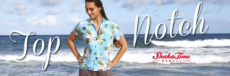 Women Hawaiian Shirts and Blouses