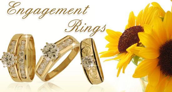 Hawaiian Wedding Rings Sets Image Of Ring Enta