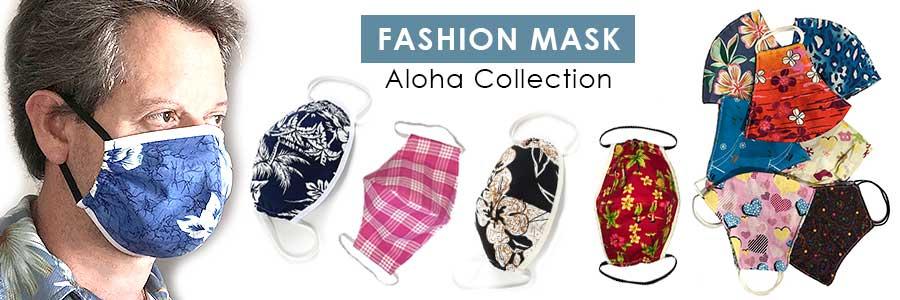 New Face Marks to Fashion Aloha!