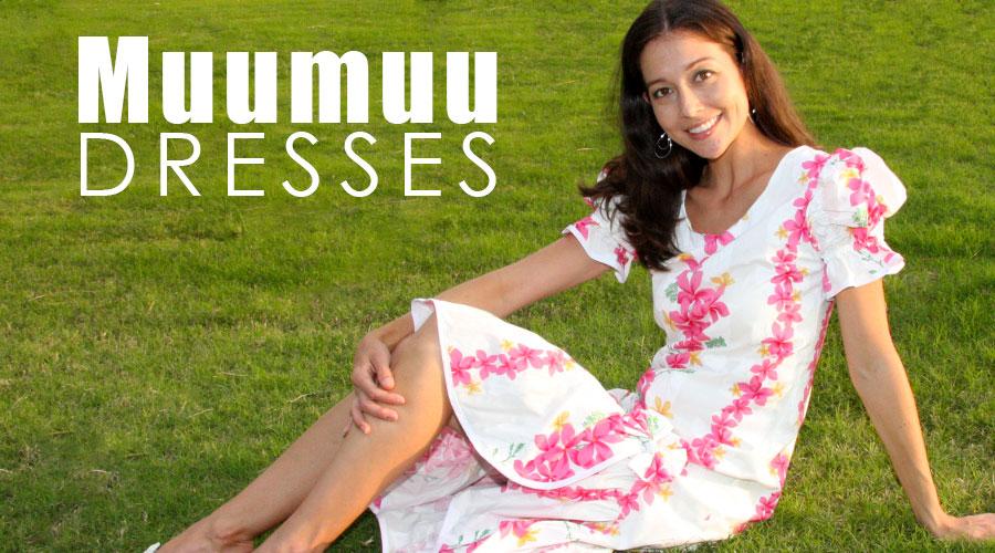 Hawaiian Muumuu Dresses