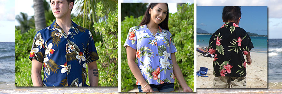 Best Hawaiian Shirts and Blouses