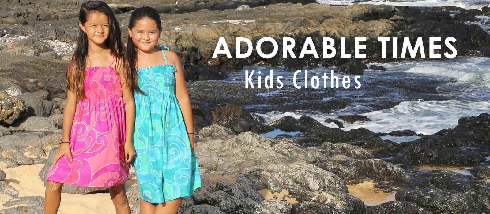 Kids Clothes from Hawaii