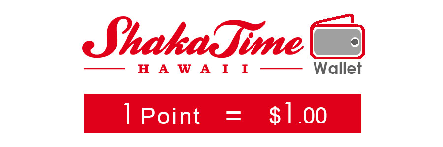 Reward Points ShakaTime Wallet