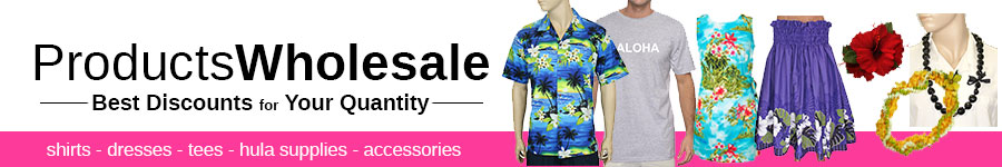 Wholesale Hawaiian Clothing