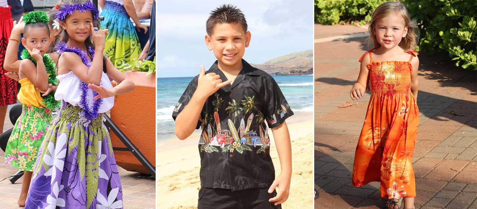 Hawaiian Clothing Aloha Shirts Free Shipping From
